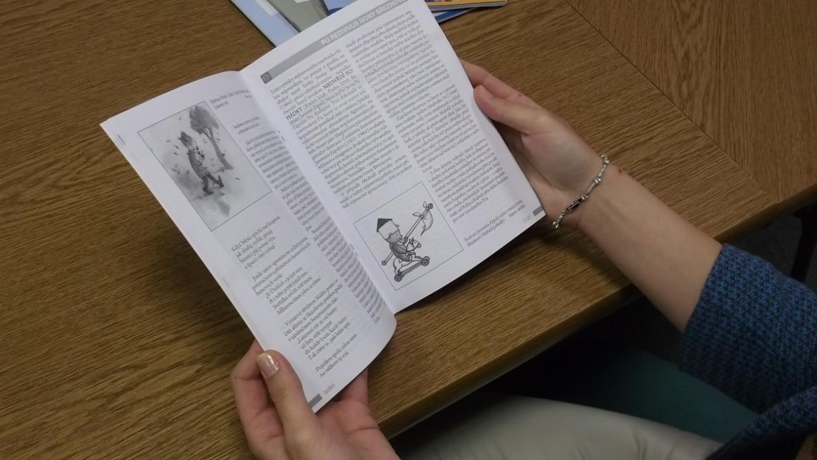 Časopis pedagogické fakulty Ladění