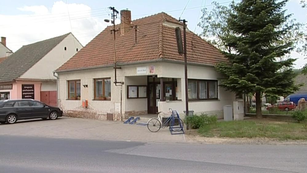 Obecní úřad v Moravských Bránicích