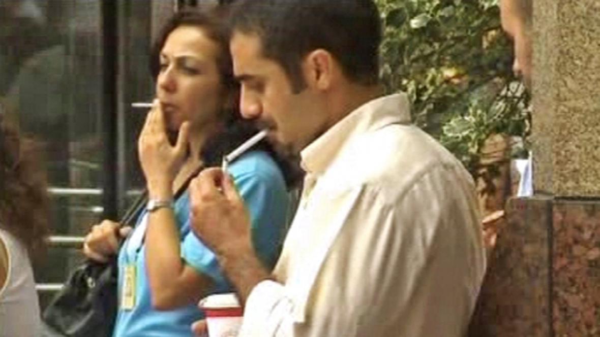 Bulharští kuřáci