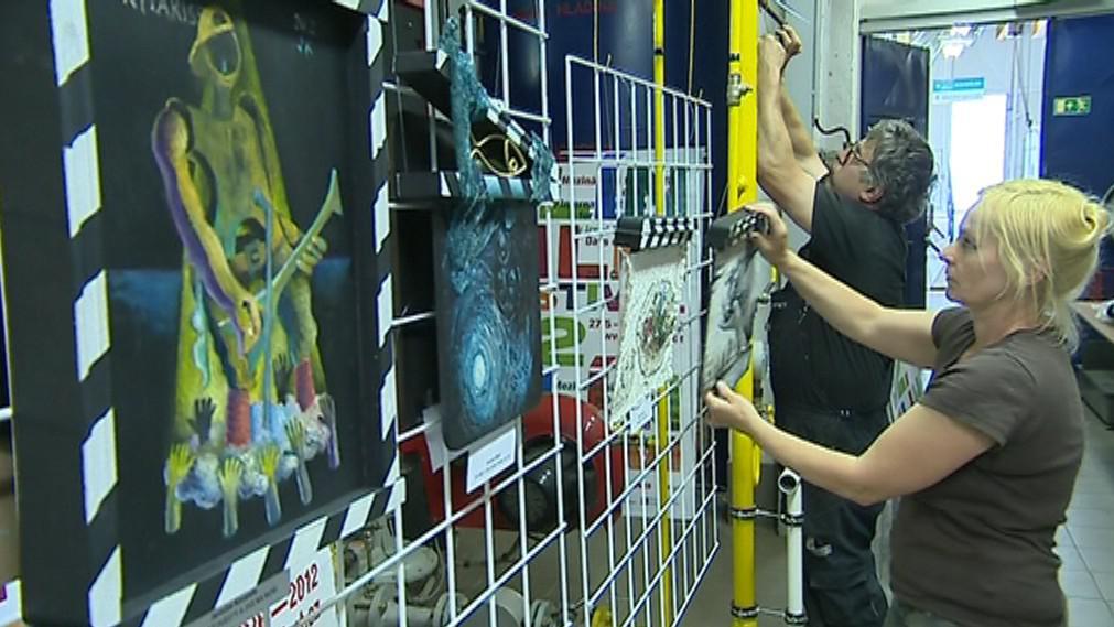 Výstava nabídne 120 originálně pojatých filmových klapek