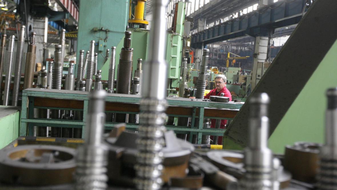 Průmyslová výroba