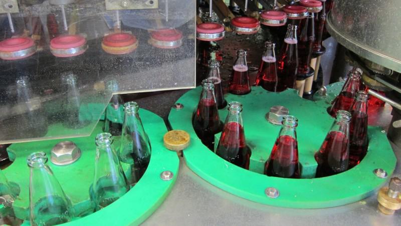 Výroba limonády