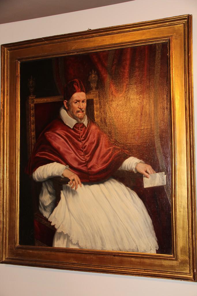 Pietro Martire Neri / Papež Innocent X.