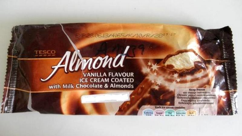 Zmrzlina nebezpečná pro alergiky