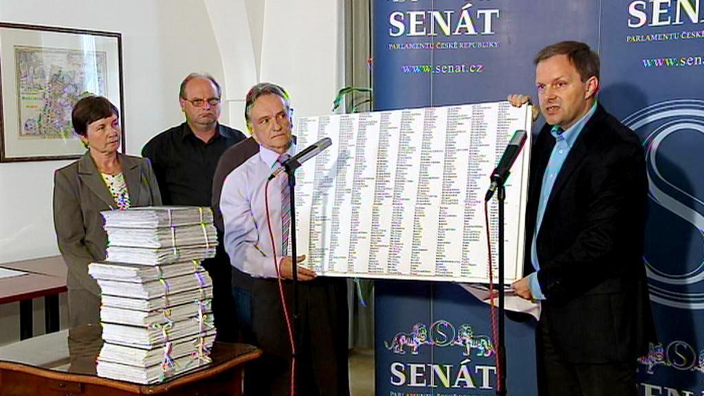 Petici podepsalo přes 60 tisíc lidí