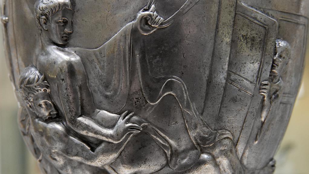 Homosexualita ve starověkém Římě