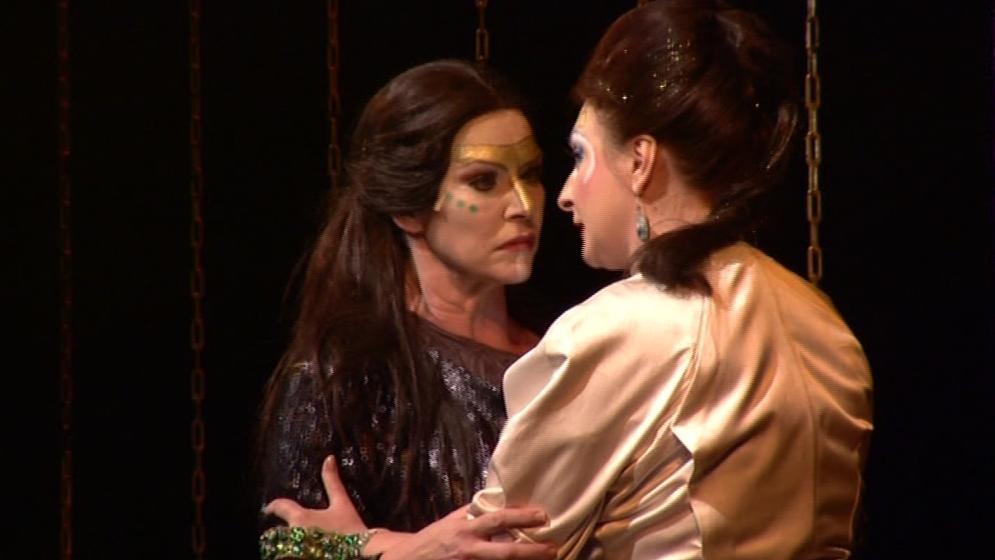 V titulní roli Elektry se představí sopranistka Janice Bairdová