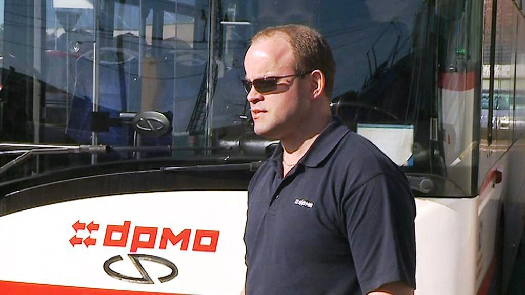 Řidič Roman Smetana