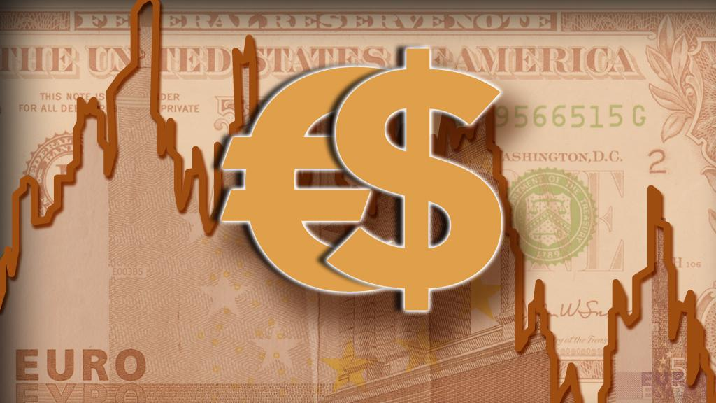 Euro, Dolar a jejich vzájemný kurz