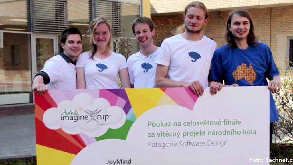Vzdělávací projekt JoyMind