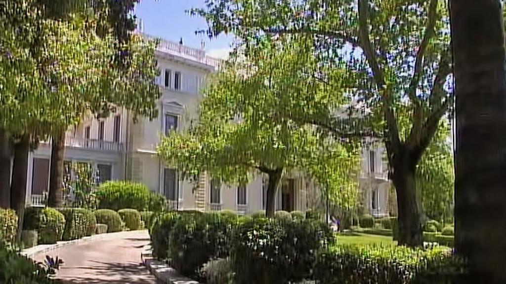 Řecký prezidentský palác