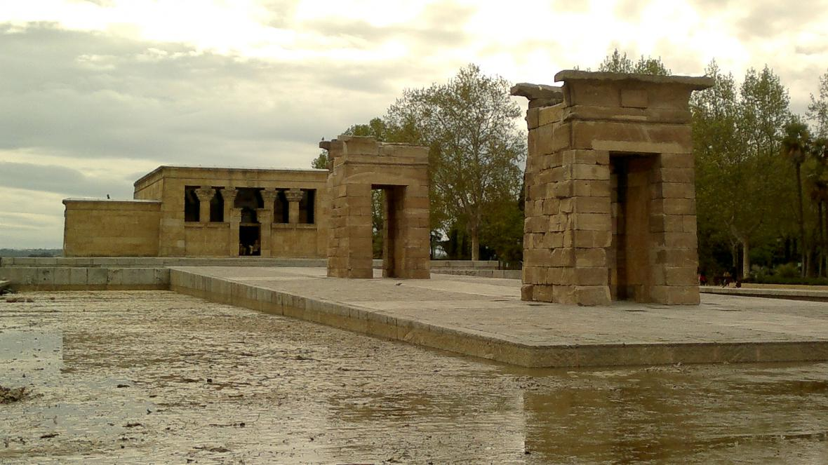 Debodův chrám