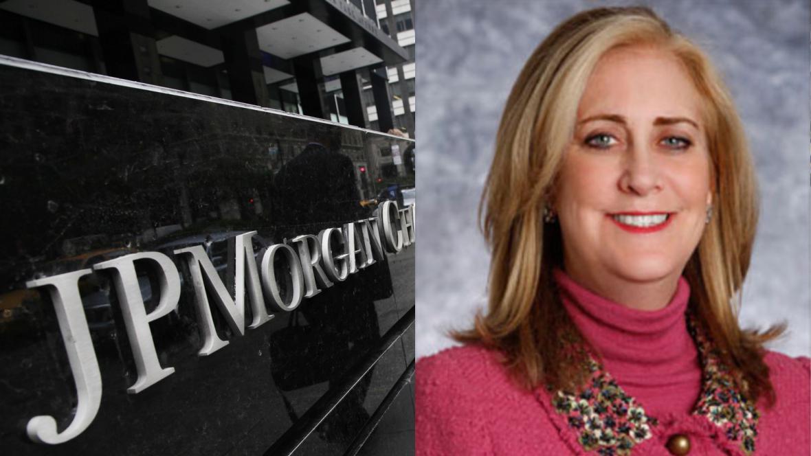 Investiční šéfka JPMorgan Ina Drewová