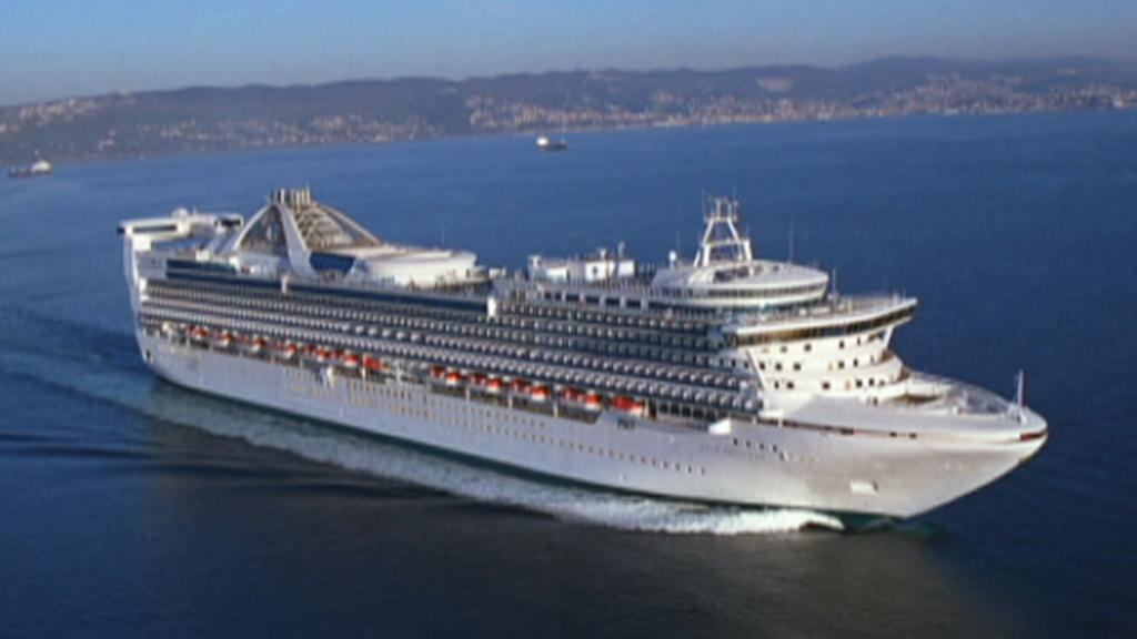 Loď Star Princess