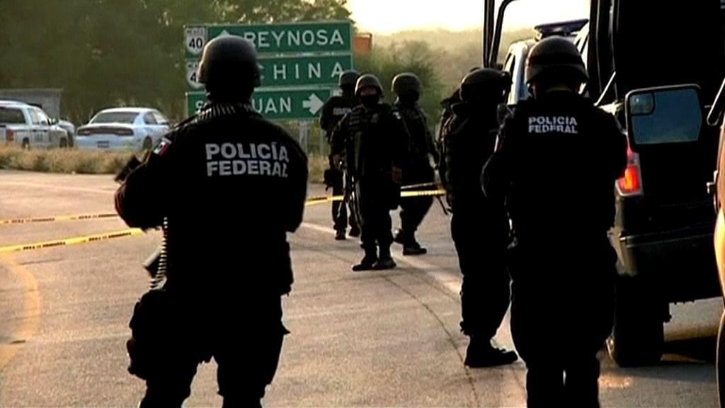 Nález mrtvol v Mexiku