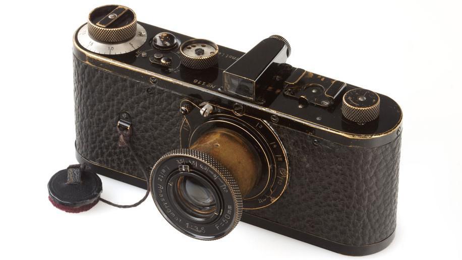 Nejdražší fotoaparát světa