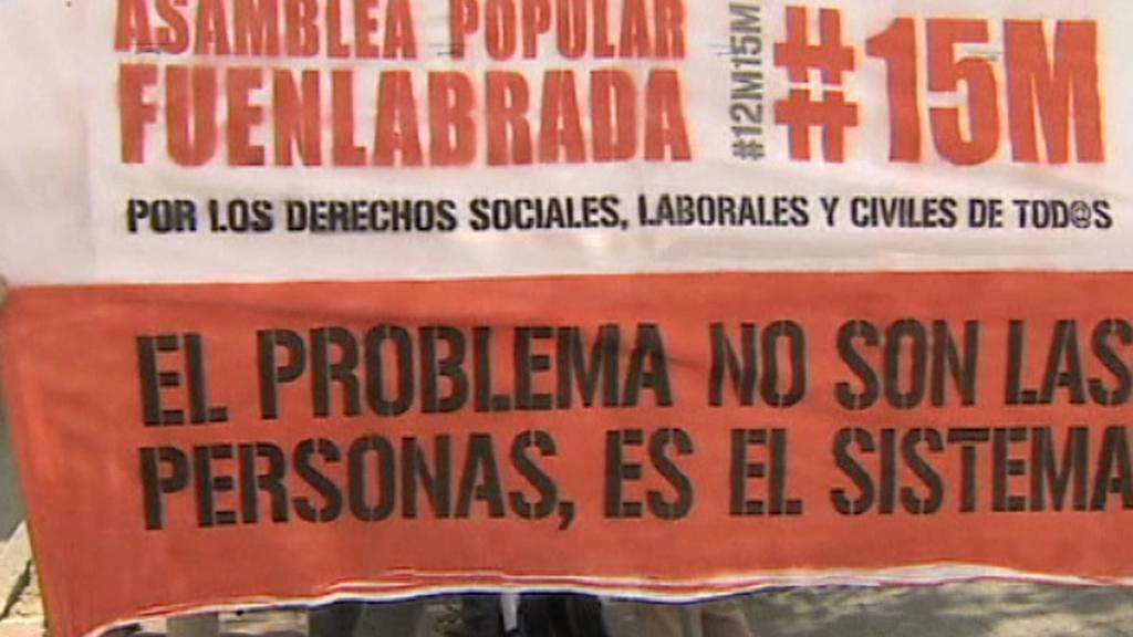Nespokojení Španělé