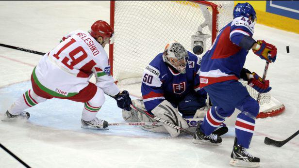 Sestřih utkání Slovensko - Bělorusko