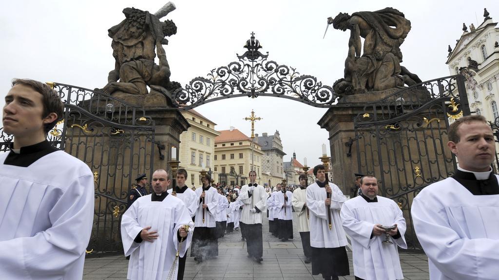 Oslavy 450. výročí obnovení pražského arcibiskupství