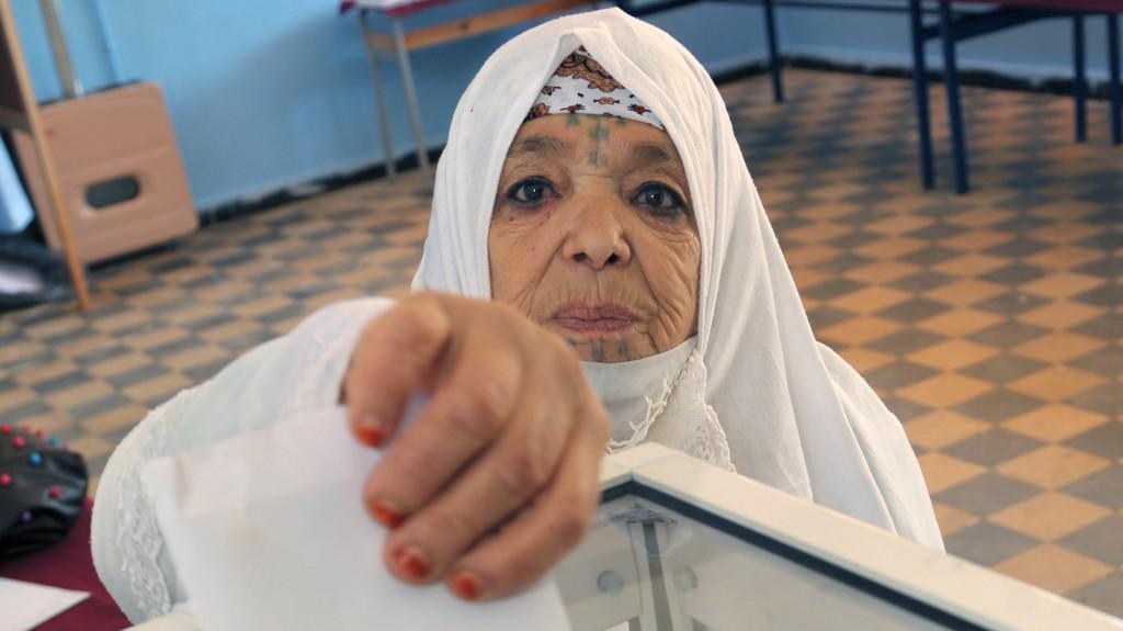 Volby v Alžírsku