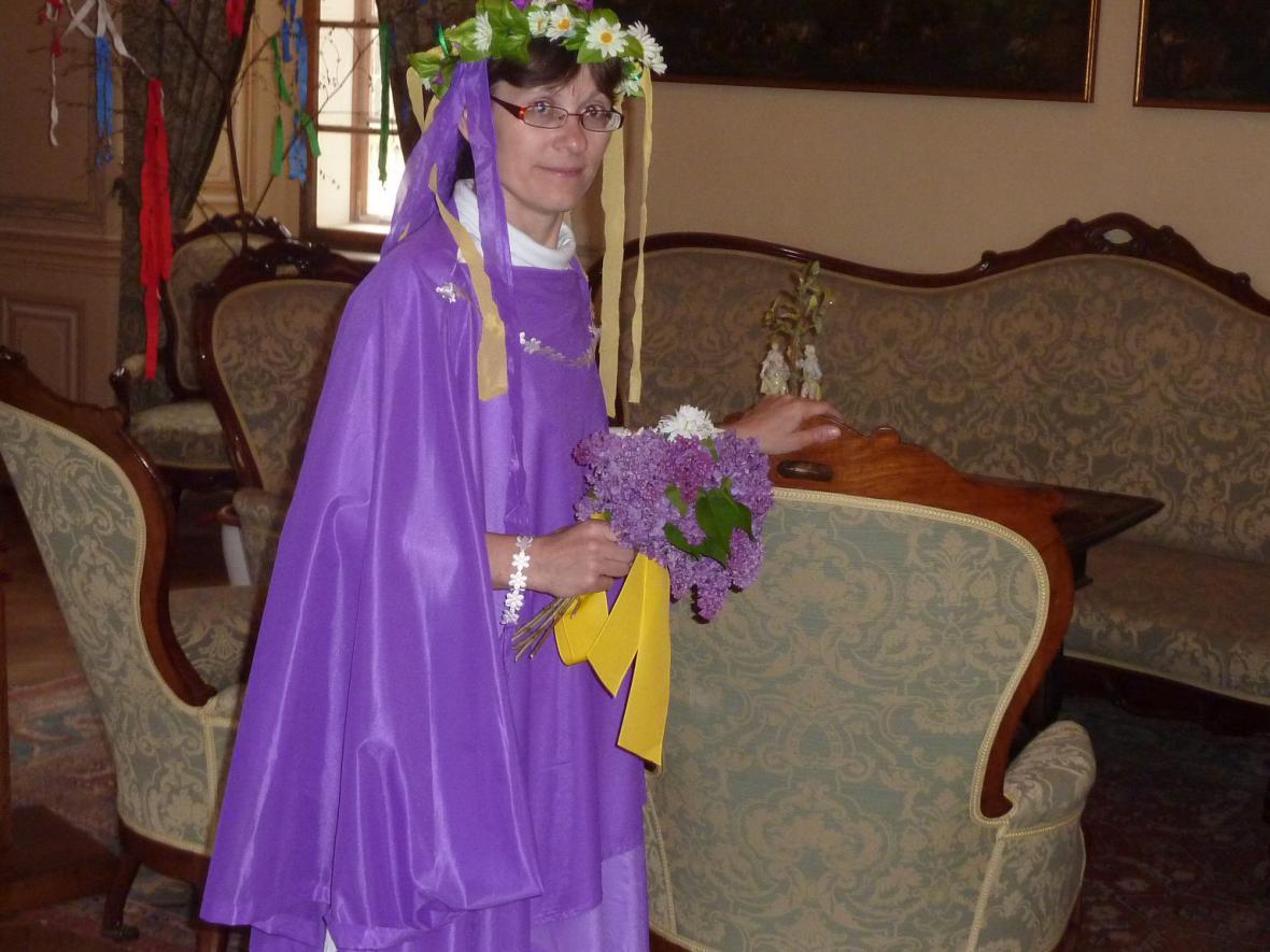 Květinová víla - Mníšek pod Brdy