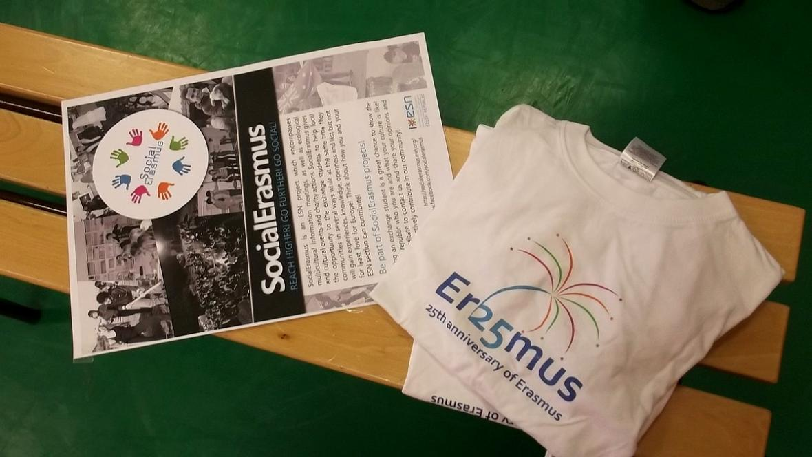 Program Erasmus existuje už čtvrt století