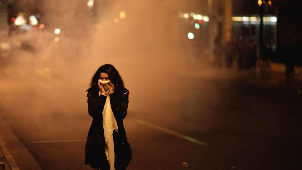 Krize v Řecku