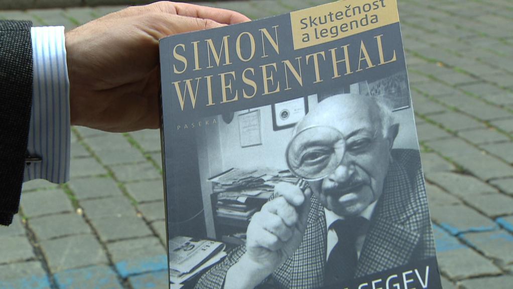 Tom Segev / Simon Wiesenthal - Skutečnost a legenda