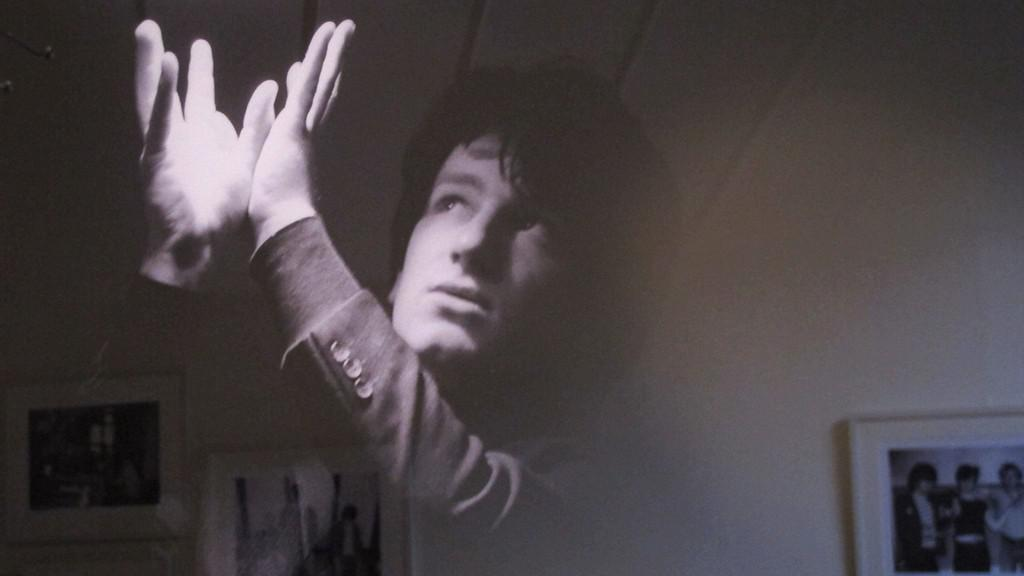 Z výstavy U2 1978-1981