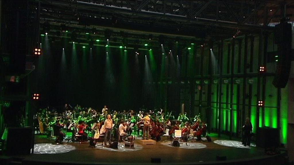 Zahajovací koncert J. Nohavici s Janáčkovou filharmonií