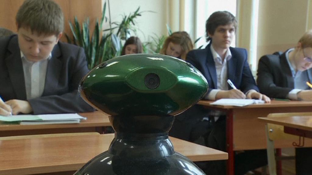 Školní robot