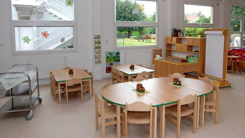 Modulová mateřská škola v Modřicích