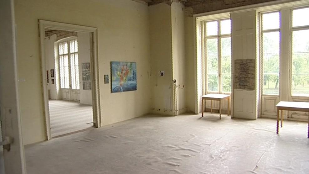 V zámku v Bzenci chybí mobiliář