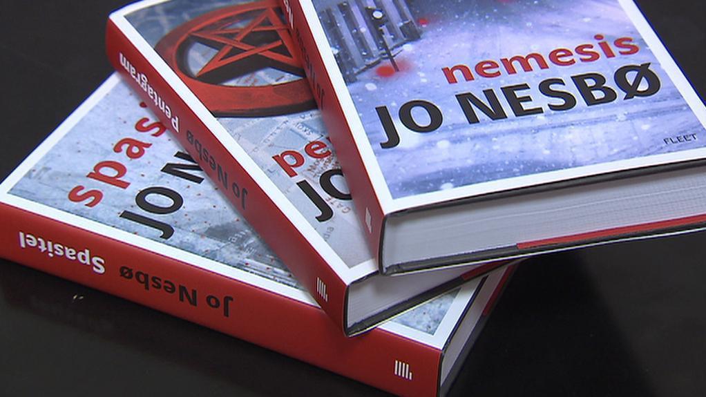 Knihy Joa Nesbøa