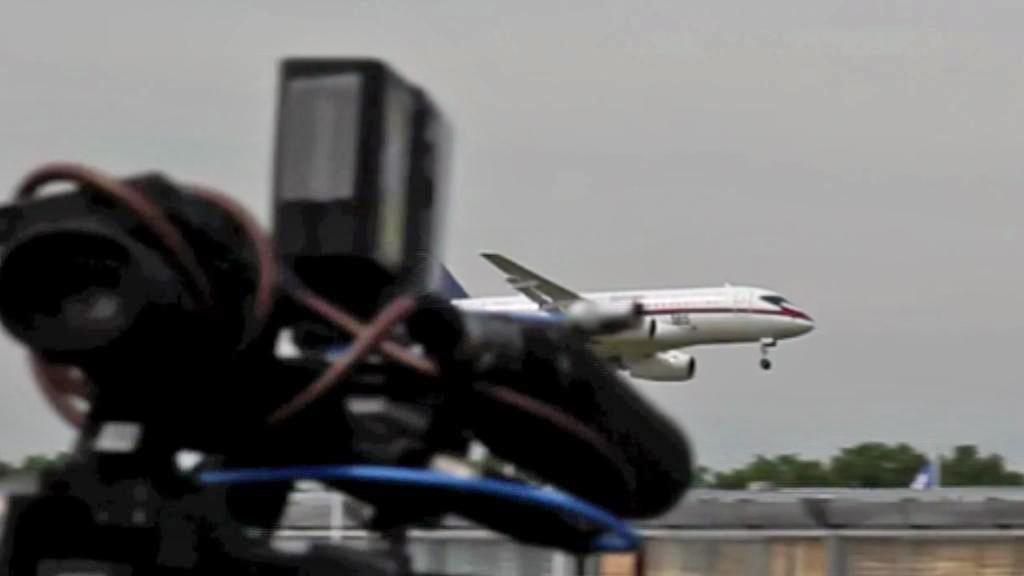 Suchoj Superjet S-100