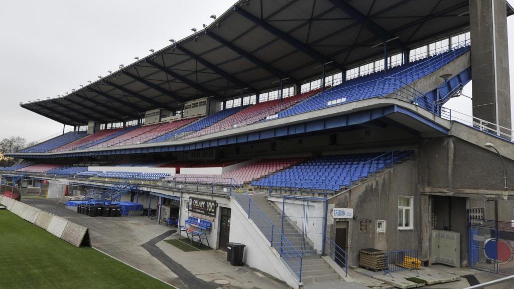 Hlavní stadionu