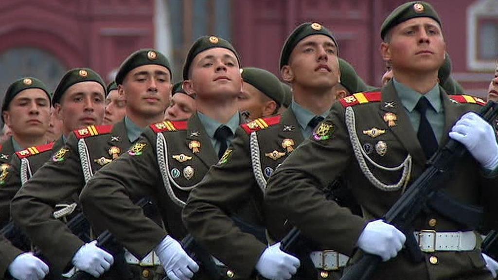 Den vítězství v Moskvě