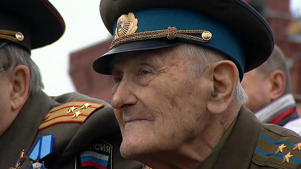 Ruský válečný veterán