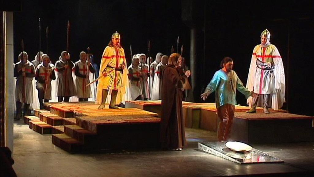 Premiéra Dvořákovy opery Armida
