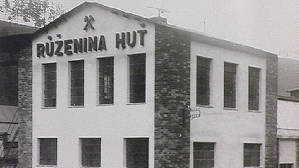 Bývalá továrna