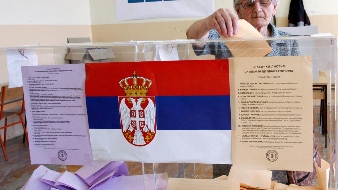 Volby v Srbsku