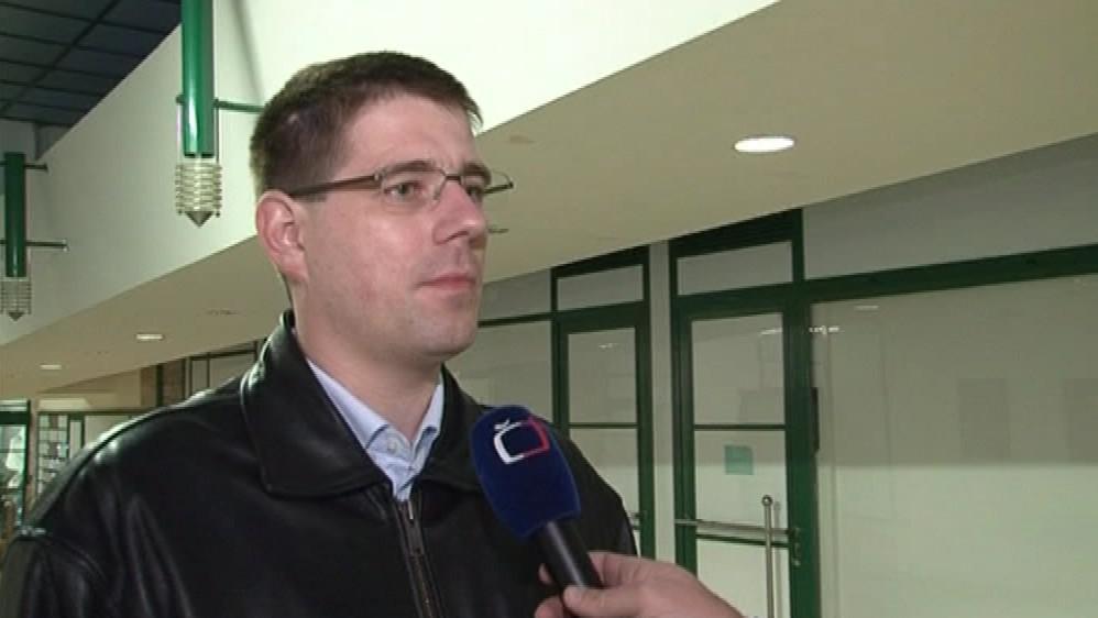 Předseda finančního výboru Jihomoravského kraje Zdeněk Dufek (ČSSD)