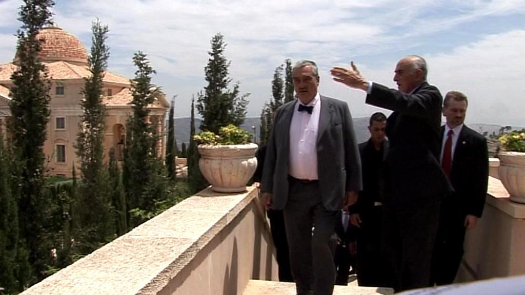 Schwarzenberg v Izraeli