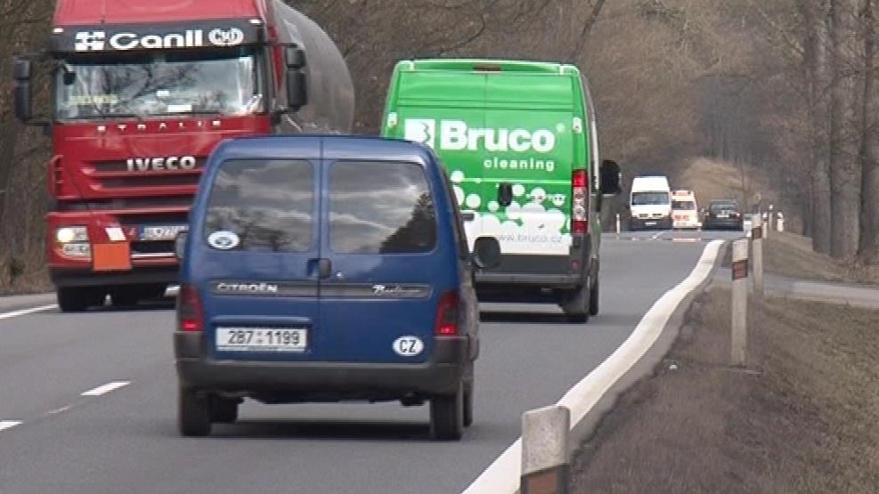 Silnice Brno - Svitavy