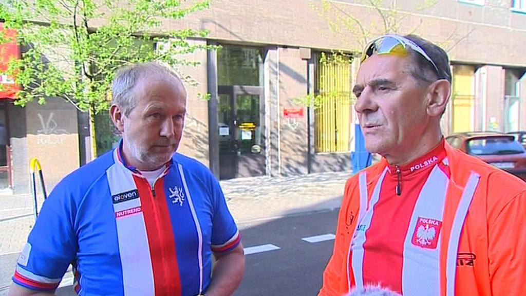 Antonín Mittelbach a Ryszard Szurkowski