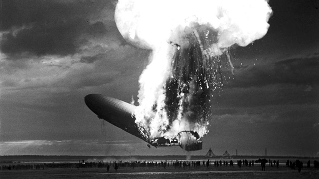 Německá vzducholoď LZ 129 Hindenburg