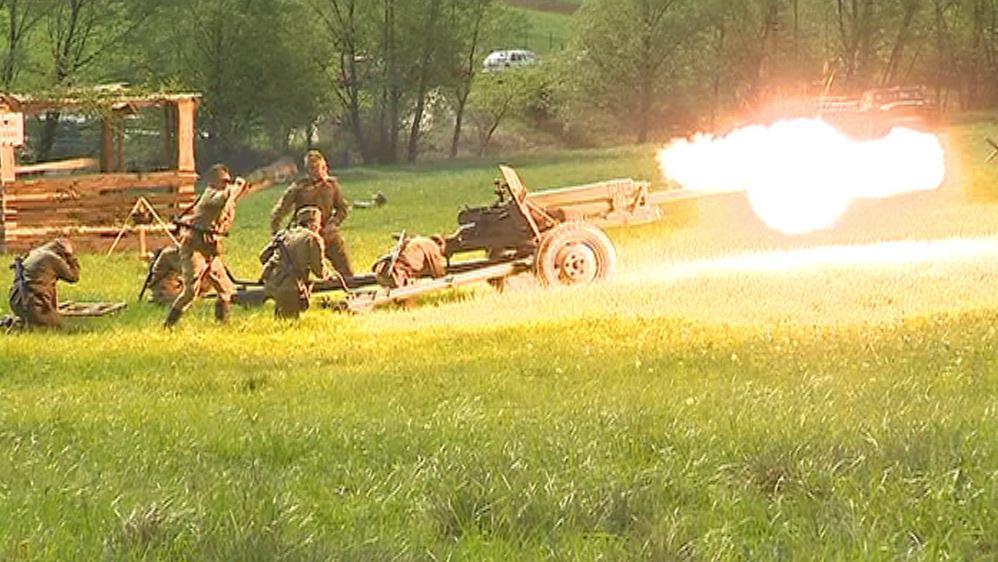 V bojích se střetly německé jednotky s rumunskou a ruskou armádou