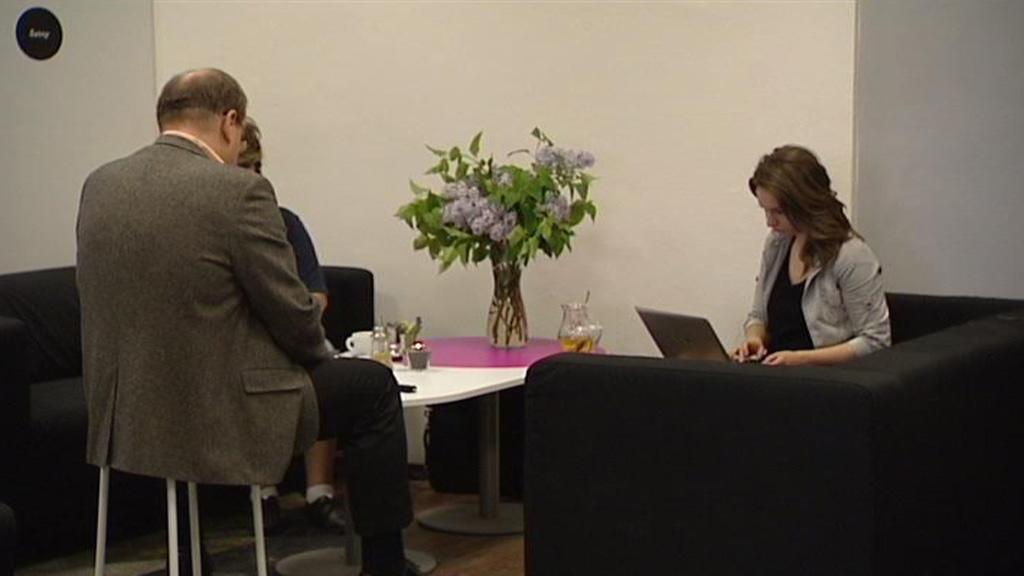 Coworkingové centrum v Ostravě