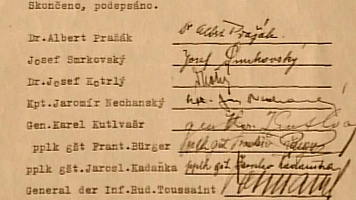 Pražské povstání v květnu 1945