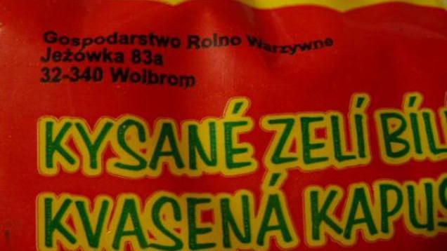Zakázané zelí z Polska